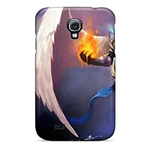 Wade-cases Galaxy S4 Well-designed Hard Case Cover Kayle Protector