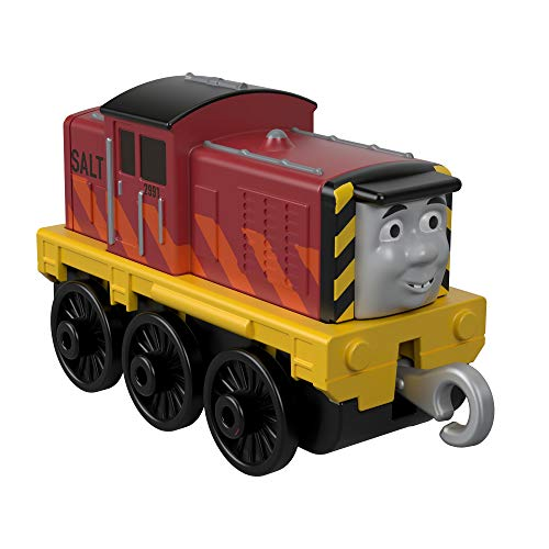 (Fisher-Price Thomas & Friends Adventures, Small Push Along, Salty)