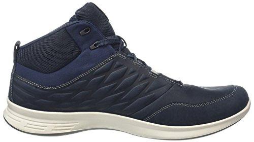 Shoes Navy Multisport Exceed Blue Brown ECCO 14 Outdoor Men's 0Hw5nxP
