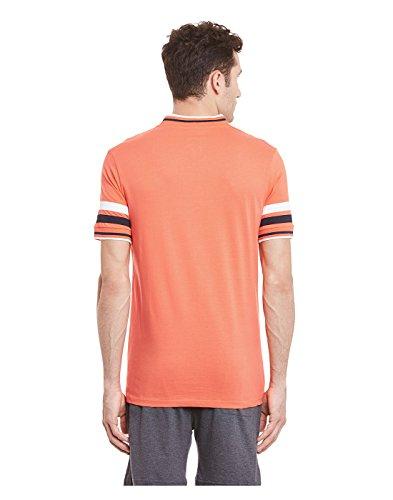 Yepme - Brendon Hochleistungs-Polo-T-Shirt - Orange