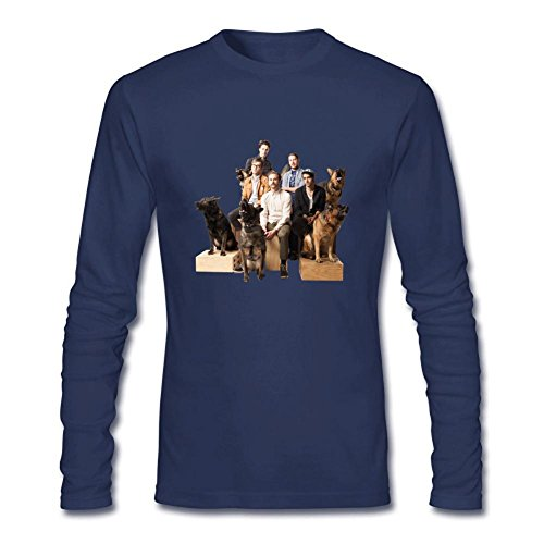 Men's Portugal The Man W Dogs Long Sleeve T-Shirt