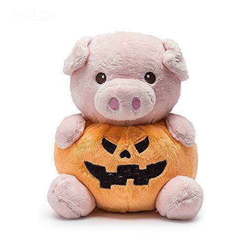 Tcplyn Premium Quality Halloween Mini Pumpkin Bear Plush