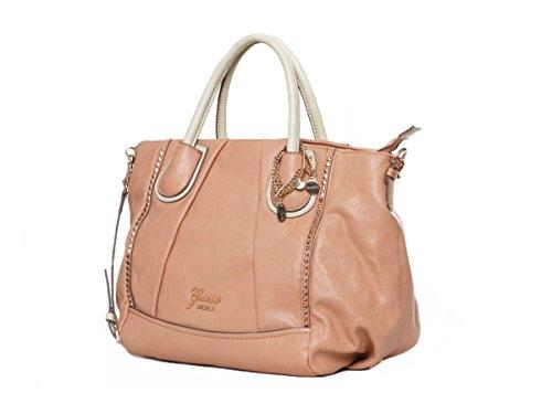 Guess Shopper Schultertasche Tasche Rosata Coral #GU064A