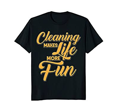 Funny Cleaning Saying Special Gift For Cleaners Housekeeper