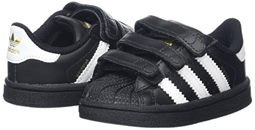 Bimbi – Ginnastica Nero Basse Unisex Da White 0 core Black Scarpe Superstar 24 Adidas footwear YwT0Rf