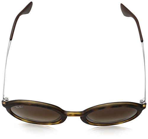 Ban 'Injected soleil Man' Rubber de Brown 0RB4222 Marron Ray Dark Lunettes 6FIdqx6w1