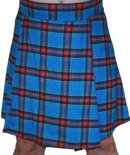 (JWalking Designs Men's Running Kilt with Secure Pocket (Large))