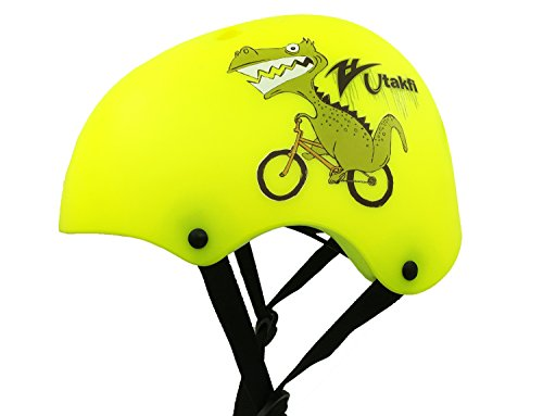 BeBeFun Toddler and Kids Bicyle &Scooter&Skate helmet No 1 Choice-Green
