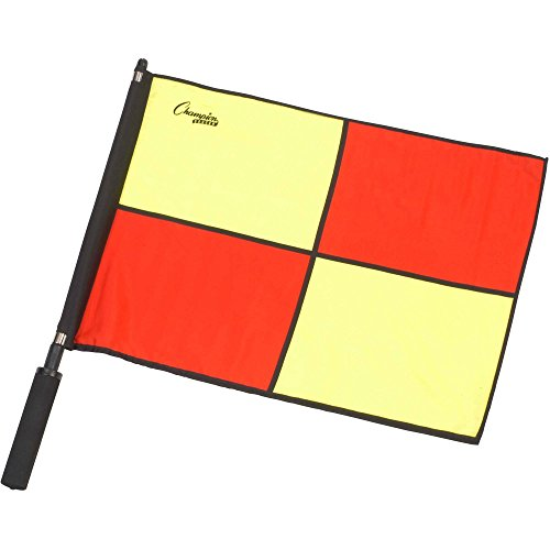 Champion Sports Official Checkered Flag with Border