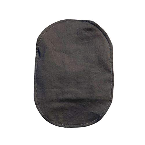 (Ostomy Bag Cover Charcoal )