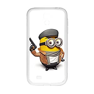 Police Minions Design Pesonalized Creative Cool For Samsung Galaxy S4