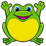 Friendly Frogs Classic Accents