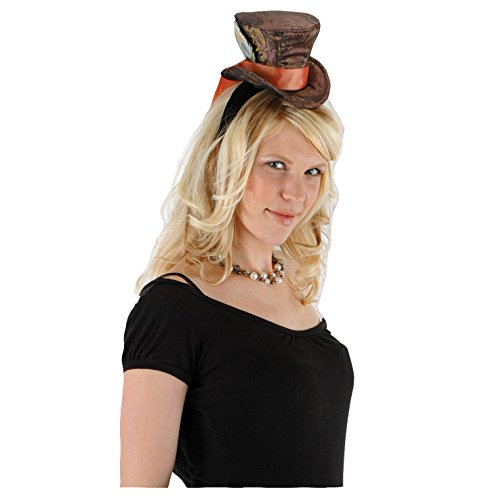 elope Disney/'s Alice in Wonderland MadHatter Hat