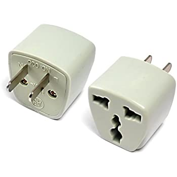 Amazon Com Boxwave Universal To American Outlet Plug Adapter Plug Outlet Adapter To America