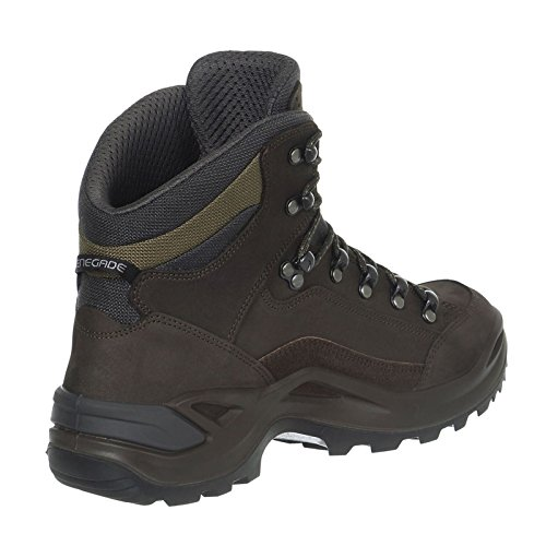 Lowa High Mid Boots GTX Renegade Men's Hiking Brown Rise RHTRrIx