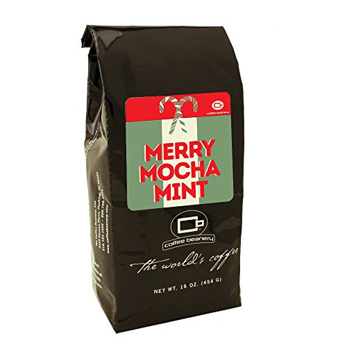 Coffee Beanery Merry Mocha Mint 16 oz. (Automatic Drip)