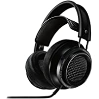 Philips X2/27 Fidelio Over Ear Headphone, Black