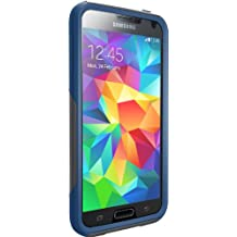 Otterbox [Commuter Series] Samsung Galaxy S5 Case - Retail Packaging Protective Case for Galaxy S5  - Blueprint (Slate Grey/Deep Water)