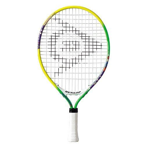 Dunlop Sports Junior 0/8 Grip Action Junior Tennis Racquet (19-Inch)