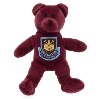 Mini Bear - West Ham United F.C (SB)