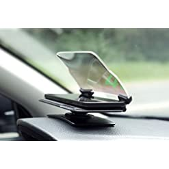 HUDWAY Glass — Head Up Display (HUD) Car GPS Navigation Projector Driving Gadget Mobile Phones and Communication