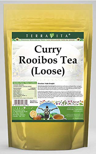 Curry Rooibos Tea (Loose) (8 oz, ZIN: 545327) - 2 Pack
