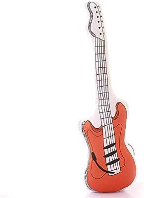 LAIBAERDAN Juguete De Peluche Simulación Guitarra Muñeca De ...