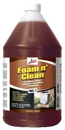 ACE Chemical Foam N' Clean Coil Cleaner #FNC1