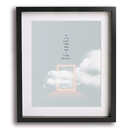 - If I Believe You by The 1975 inspired song lyric art print poster