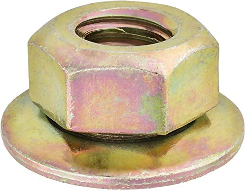 50 1/4-20 Free Spinning Washer Nuts 5/8 O.D. For Ford ()