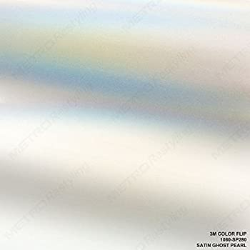 3M 1080 SP280 Satin FLIP Ghost Pearl 3in x 5in (Sample Size) Car Wrap Vinyl Film