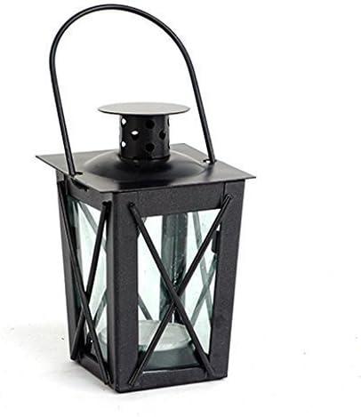 Hängende Laterne für Teelichte Windlicht
