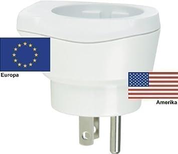adapterstecker usa