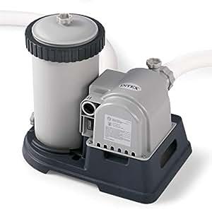 Intex 28633eg krystal clear cartridge filter - Swimming pool cartridge filters pump ...