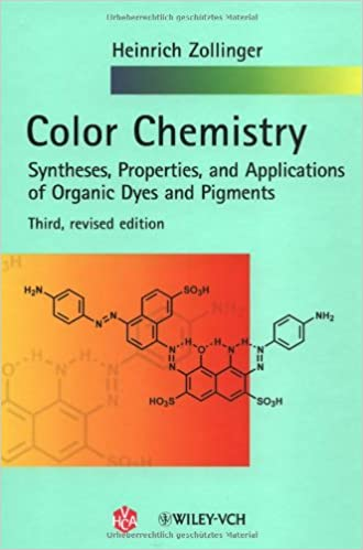 Color Chemistry 3rd Edition Heinrich Zollinger 9783906390239 Amazon Books