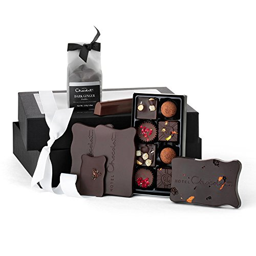 Dark Gift Hamper Chocolate (Hotel Chocolate)