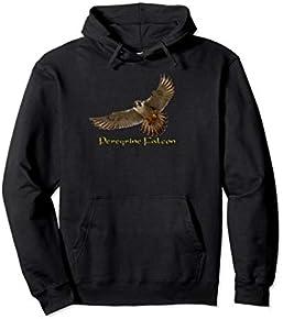 Peregrine Falcon Pullover Hoodie