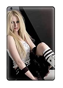 For Ipad Case, High Quality Celebrity Avril Lavigne For Ipad Mini/mini 2 Cover Cases by mcsharks