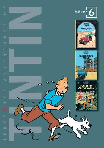 Download Adventures of Tintin (v. 6) pdf