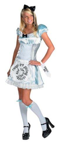 Cheshire Cat Halloween Costumes For Tweens (The Cheshire Cat Teen/Junior Costume -)