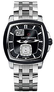 Carl F. Bucherer Patravi EvoTec Big Date Automatic Men's Watch