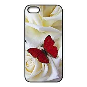 Butterfly DIY Phone Case For Iphone 4/4S Cover LMc-91088 at LaiMc