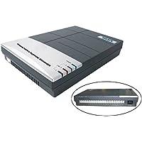 Excelltel SOHO-PBX SP-416CS+ (4 Phone Lines x 16 Extensions PABX) Telephone Switch System Control Exchange