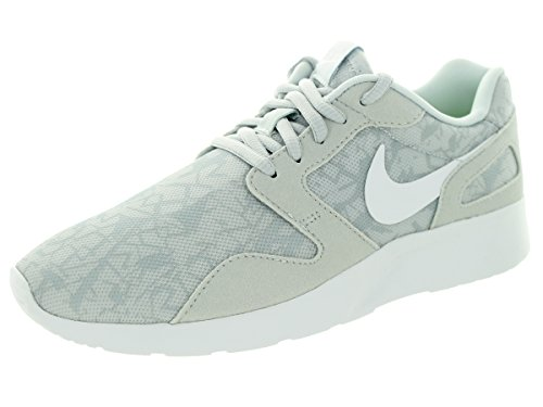 Sneakers Grigio Print Nike Kaishi pure wolf Platinum Da Grey Donna grau white XXEaq