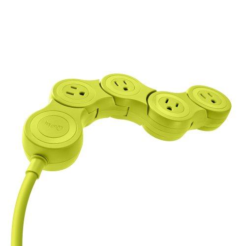 Quirky PPVJP-GR01 Pivot Power POP Junior, Green