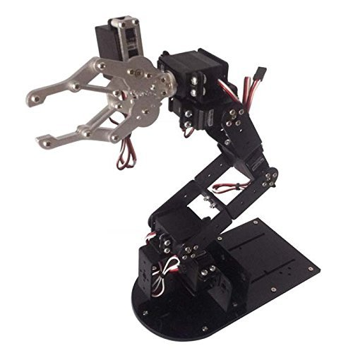 6DOF Mechanical Arm 3D Rotating Mechanical Arm Full Metal Structure Bracket (Bracket For Full Tanks compare prices)