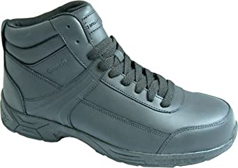 Amazon.com: Genuine Grip Unisex Athletic Steel Toe Boot: Shoes