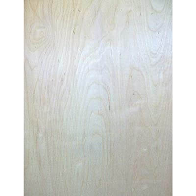 "1/8"" BALTIC BIRCH PLYWOOD 18"" x 24"" - 2PACK"