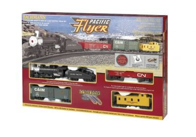 fic Flyer Ready-to-Run HO Scale Train Set ()