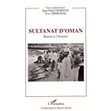 Sultanat d'oman - retour à l'histoire